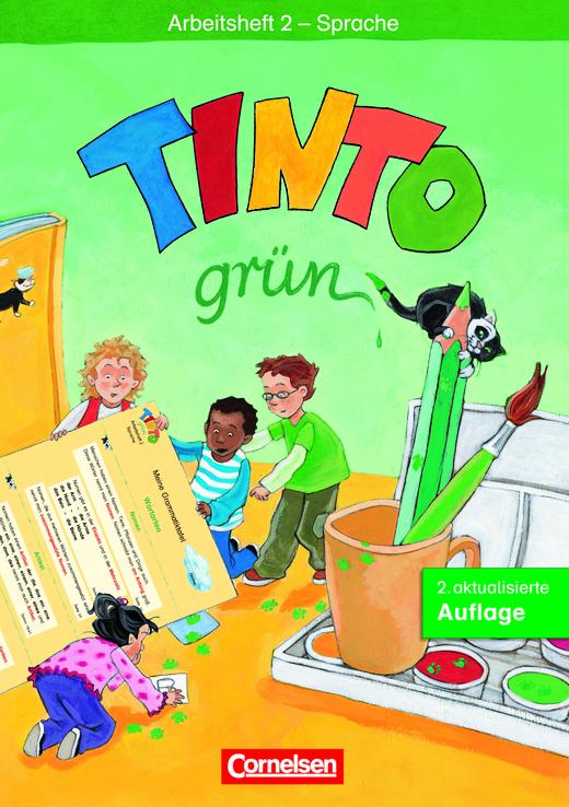 Tinto 1 - Arbeitsheft 2 Sprache - 2. Schuljahr