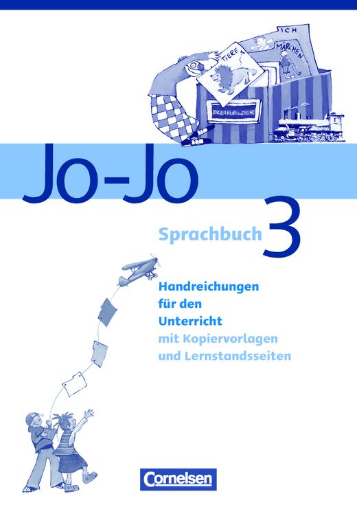 Jo-Jo Sprachbuch - Handreichungen für den Unterricht - 3. Schuljahr