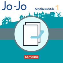 Jo-Jo Mathematik - Arbeitsheft und Übungsheft im Paket - 1. Schuljahr