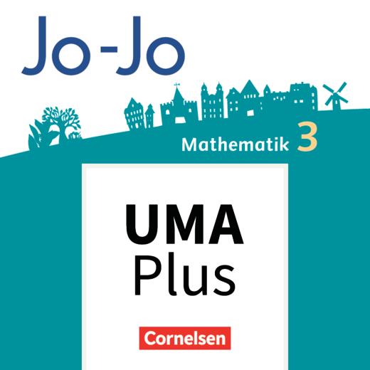 Jo-Jo Mathematik - Unterrichtsmanager Plus online - 3. Schuljahr
