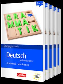 Lextra - Deutsch als Fremdsprache - Grammatik - Kein Problem