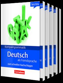 Lextra - Deutsch als Fremdsprache - Kompaktgrammatik
