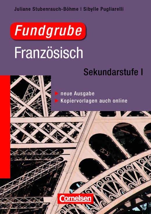 Fundgrube Fundgrube Französisch Neue Ausgabe Buch Cornelsen