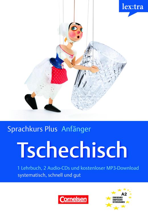 Lextra - Tschechisch - Selbstlernbuch mit CDs und Audios online - A1/A2
