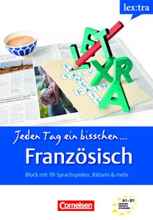 Lextra - Französisch - Selbstlernbuch - A1-B1