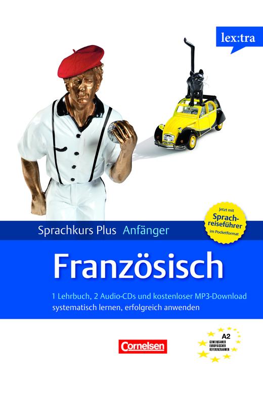 Lextra - Französisch - Selbstlernbuch mit CDs (Neubearbeitung) - A1/A2