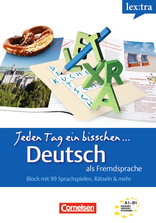 Lextra - Deutsch als Fremdsprache - Selbstlernbuch - A1-B1: Band 1