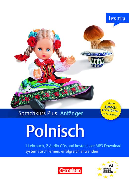Lextra - Polnisch - Selbstlernbuch mit CDs (Neubearbeitung) - A1/A2