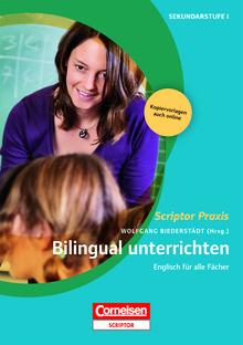 Scriptor Praxis - Bilingual unterrichten - Englisch für alle Fächer - Buch mit Kopiervorlagen über Webcode