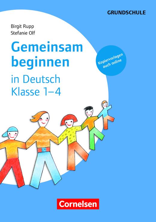 Gemeinsam beginnen - Buch mit Kopiervorlagen über Webcode - Klasse 1-4