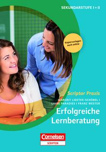 Scriptor Praxis - Erfolgreiche Lernberatung - Buch mit Kopiervorlagen über Webcode