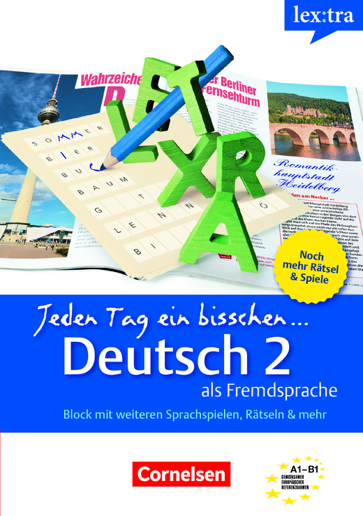 Lextra - Deutsch als Fremdsprache - Selbstlernbuch - A1-B1: Band 2