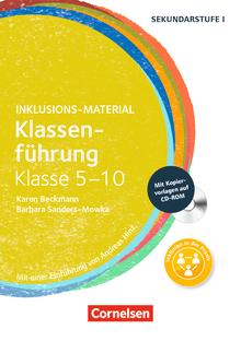 Inklusions-Material - Klassenführung Klasse 5-10 - Buch mit CD-ROM