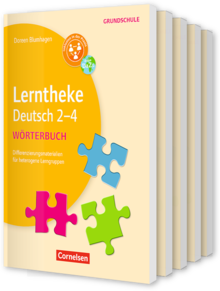 Lerntheke Grundschule - Deutsch