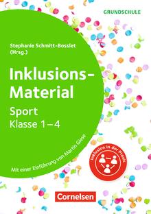 Inklusions-Material Grundschule - Sport Klasse 1-4 - Buch