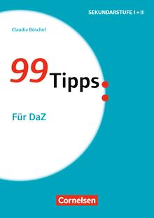 99 Tipps - Für DaZ - Buch