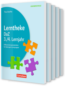 Lerntheke Grundschule - DaZ