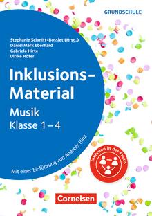 Inklusions-Material Grundschule - Musik Klasse 1-4 - Buch