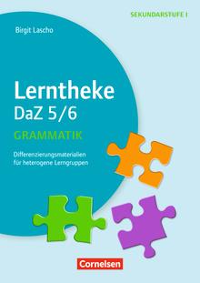 Lerntheke - Grammatik: 5/6 - Differenzierungsmaterialien für heterogene Lerngruppen - Kopiervorlagen