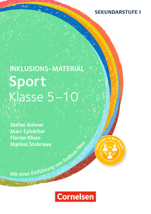Inklusions-Material - Sport - Klasse 5-10 - Buch