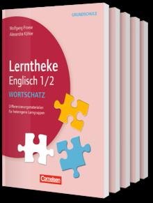 Lerntheke Grundschule - Englisch