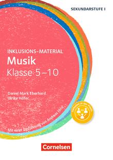 Inklusions-Material - Musik Klasse 5-10 - Buch