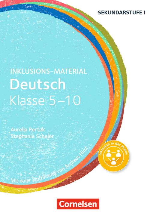 Inklusions-Material - Deutsch Klasse 5-10 - Buch