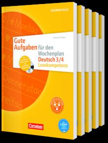 Gute Aufgaben für den Wochenplan - Deutsch