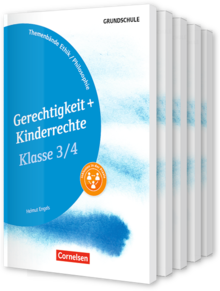 Themenbände Ethik/Philosophie Grundschule