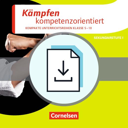 Sportarten - Kämpfen kompetenzorientiert - Kopiervorlagen als PDF