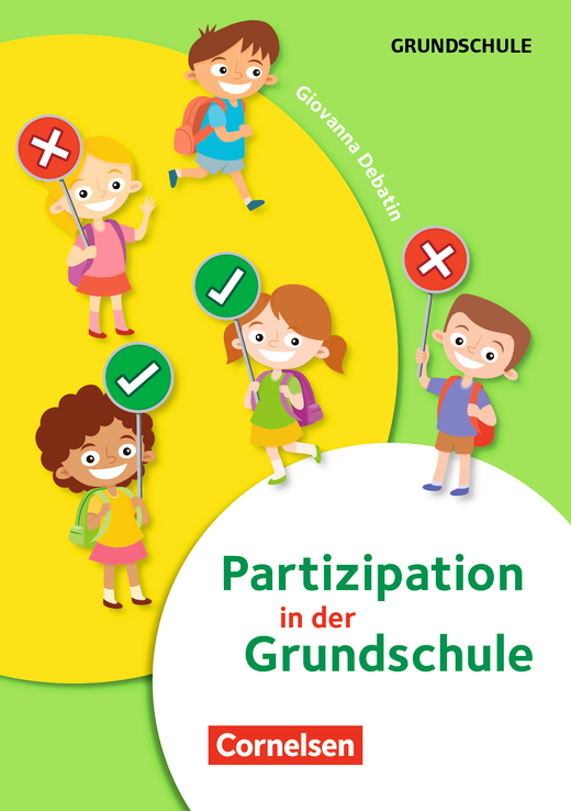 Partizipation in der Grundschule - Buch