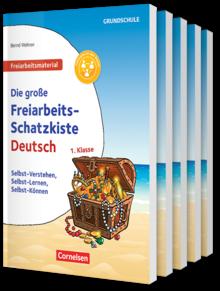 Freiarbeitsmaterial für die Grundschule - Deutsch