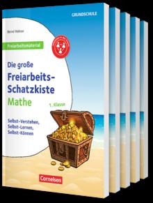 Freiarbeitsmaterial für die Grundschule - Mathematik