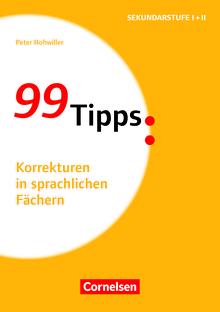 99 Tipps - Korrekturen in sprachlichen Fächern - Buch
