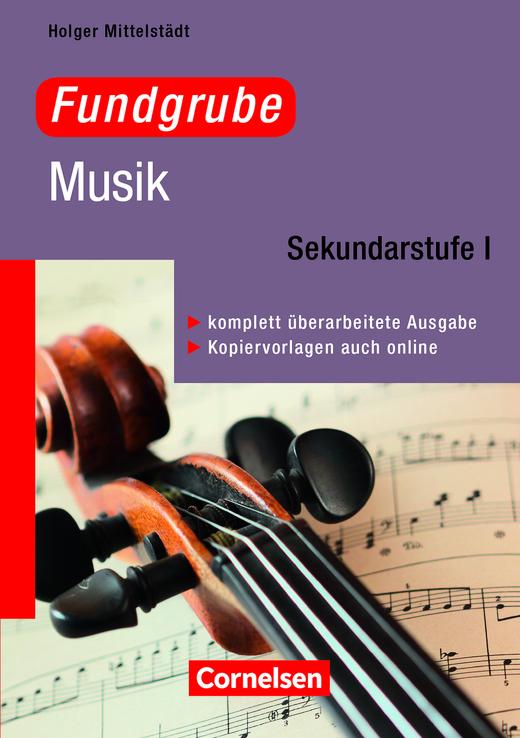 Fundgrube - Fundgrube Musik - Buch mit Kopiervorlagen