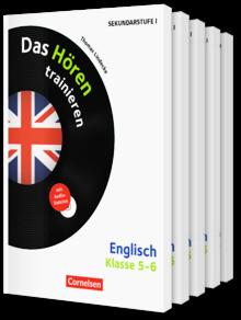 Hörkompetenz in den Fremdsprachen Sekundarstufe I/II - Englisch