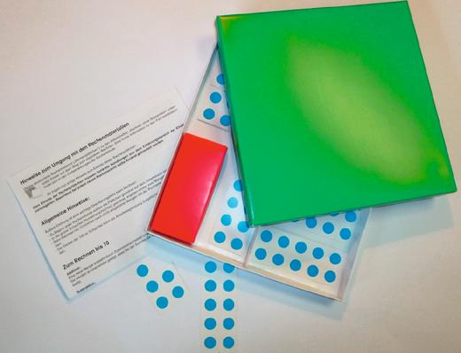 Rechnen ohne Stolperstein - Rechenmaterialien - Rechenplättchen - Zu allen Bänden
