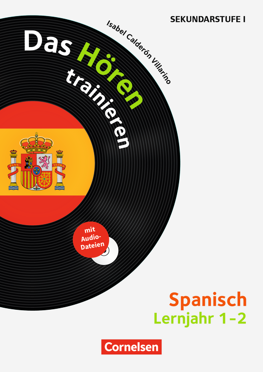 Hörkompetenz in den Fremdsprachen Sekundarstufe I/II - Das Hören trainieren - Kopiervorlagen mit Audio-CD - Lernjahr 1/2