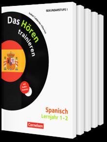 Hörkompetenz in den Fremdsprachen Sekundarstufe I/II - Spanisch