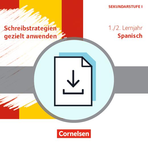 Schreibkompetenz Fremdsprachen SEK I - Schreibstrategien gezielt anwenden - Kopiervorlagen als PDF - Lernjahr 1/2