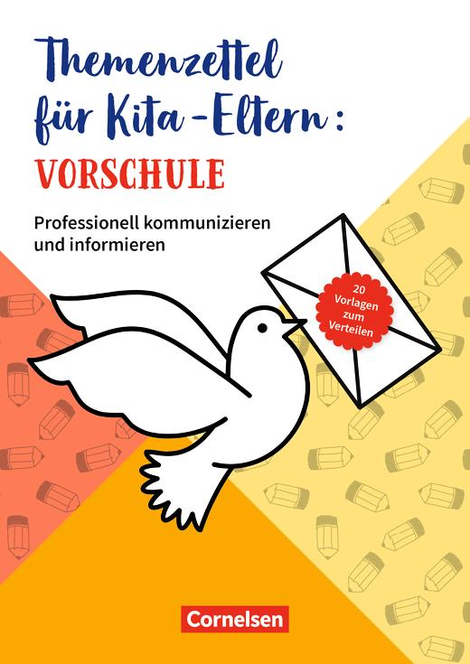 Themenzettel für Kita-Eltern - Vorschule - Professionell kommunizieren und informieren - Kopiervorlagen