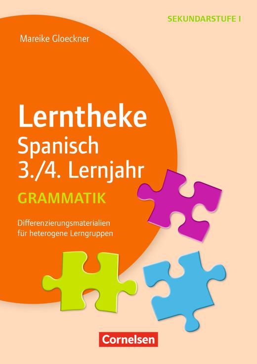 Lerntheke - Grammatik 3./4. Lernjahr - Differenzierungsmaterialien für heterogene Lerngruppen - Kopiervorlagen
