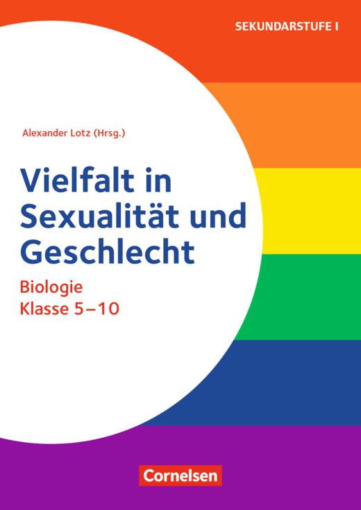 Themenhefte Sekundarstufe - Vielfalt in Sexualität und Geschlecht - Buch mit Kopiervorlagen