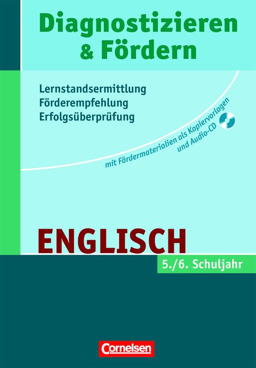 Diagnostizieren und Fördern - Kopiervorlagen - Kopiervorlagen mit Audio-CD - 5./6. Schuljahr