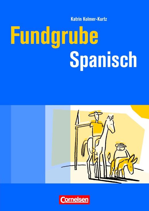 Fundgrube - Fundgrube Spanisch - Buch