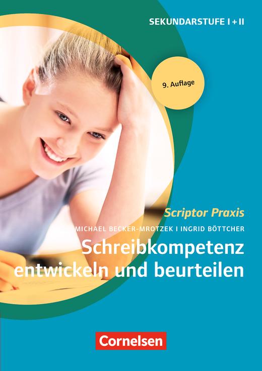 Scriptor Praxis - Schreibkompetenz entwickeln und beurteilen (8. Auflage) - Buch