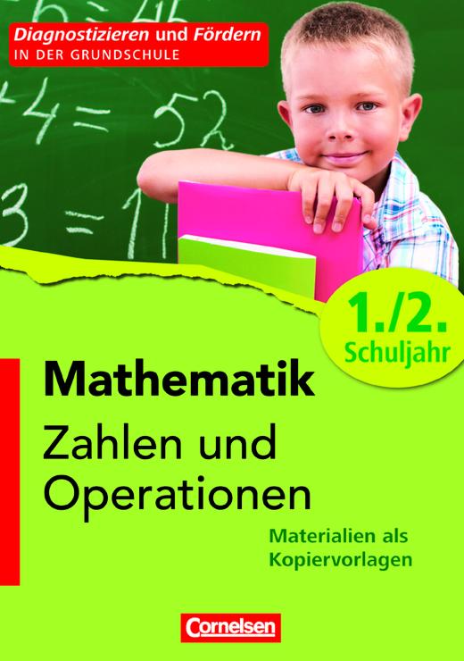 Diagnostizieren und Fördern in der Grundschule - Zahlen und Operationen - Kopiervorlagen - 1./2. Schuljahr