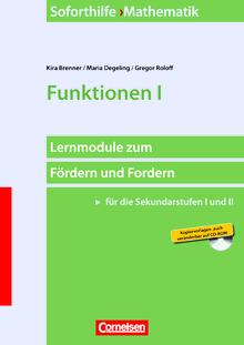 Soforthilfe - Funktionen I - Buch und Kopiervorlagen mit CD-ROM