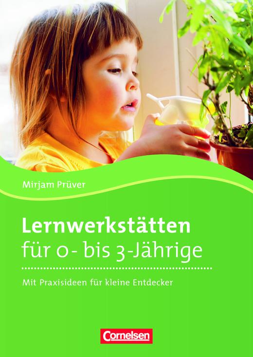 Lernwerkstätten für 0-3-Jährige - Mit Praxisideen für kleine Entdecker - Buch