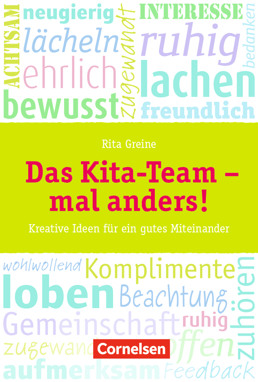 Das Kita-Team mal anders! (3. Auflage) - Kreative Ideen für ein gutes Miteinander - 20 Karten in Pappschachtel